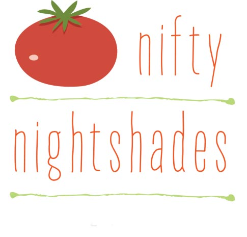 Certified Organic Seed - Nifty Nightshades Seed Variety Pack